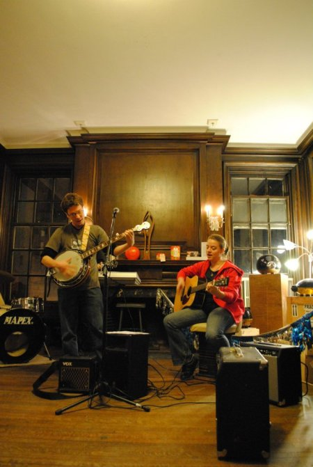 'A Concert of Covers' at SHOP, January 7th